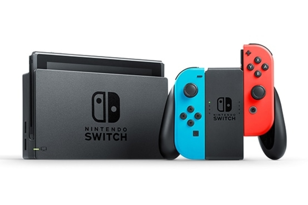 New Nintendo Switch Patent Leaks After Being Filed By Nintendo, Features Joy-Con Controllers With Hinges
