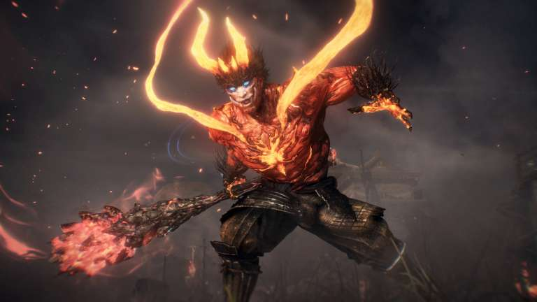Nioh 2 Has New Art That Shows Off the Beastly Transformations And Epic Battles Yet To Come, More Details Are Finally Released About This Mysterious Game