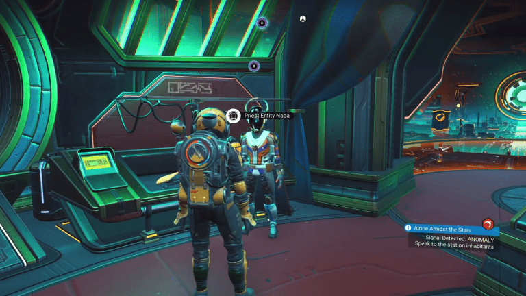 Hello Games Has Added A Fully Functional Synthesizer For Creating Custom Music In No Man's Sky
