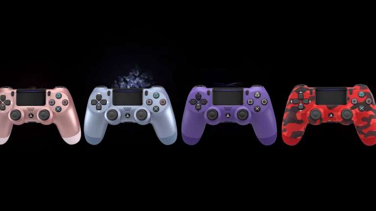 Sony Reveal Four New Dualshock Wireless Controller For Playstation 4, Set For Release This September