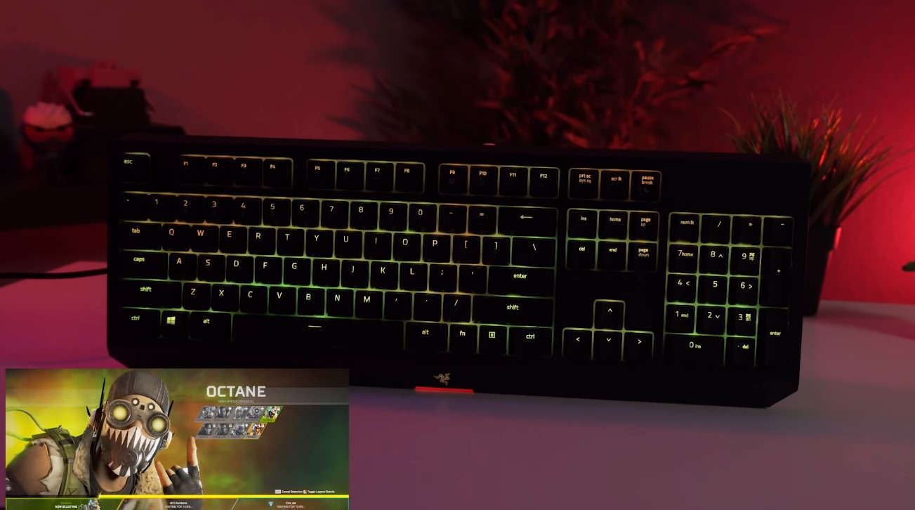 Thermaltake's New Level 20 GT RGB Gaming Keyboard Syncs Perfectly With Razer Chroma