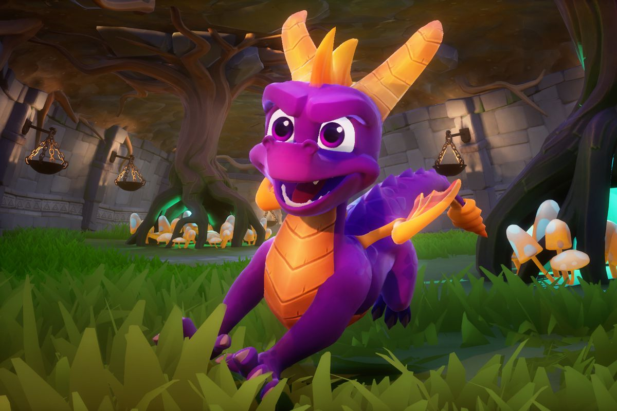 Activision Releases Spyro Reignited Trilogy Switch And PC Launch Trailer A Week Before Launch