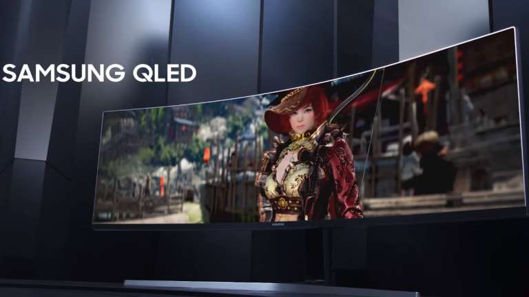New Samsung 49-Inch CRG90 Gaming Monitor Proves That You Can't Judge A Book By The Cover