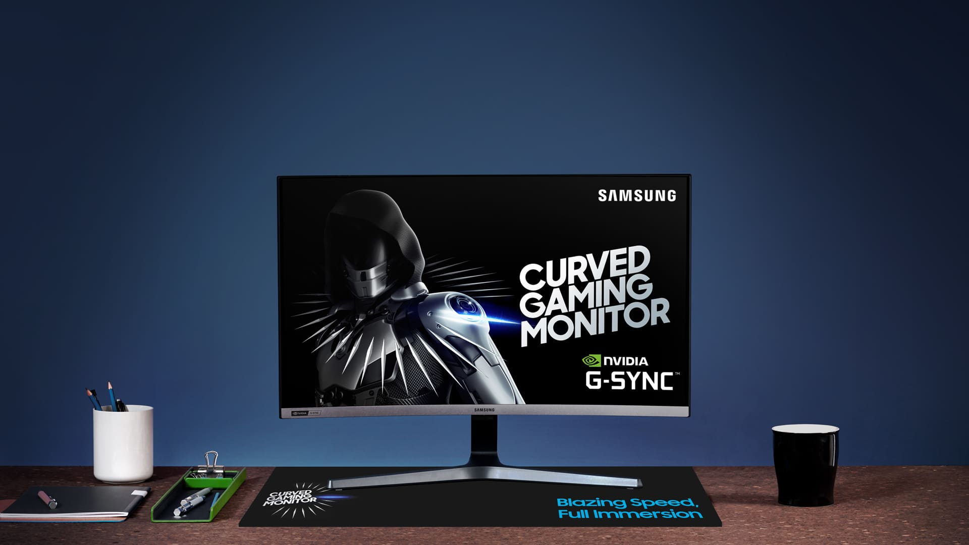 Gamescom 2019: The Samsung CRG527 Gaming Monitor Launched – It Features 240Hz Refresh Rate And G-Sync Compatibility