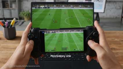 Stream Your Games From Your PC To Your Smartphone Or Tablet With Samsung Playgalaxy Link