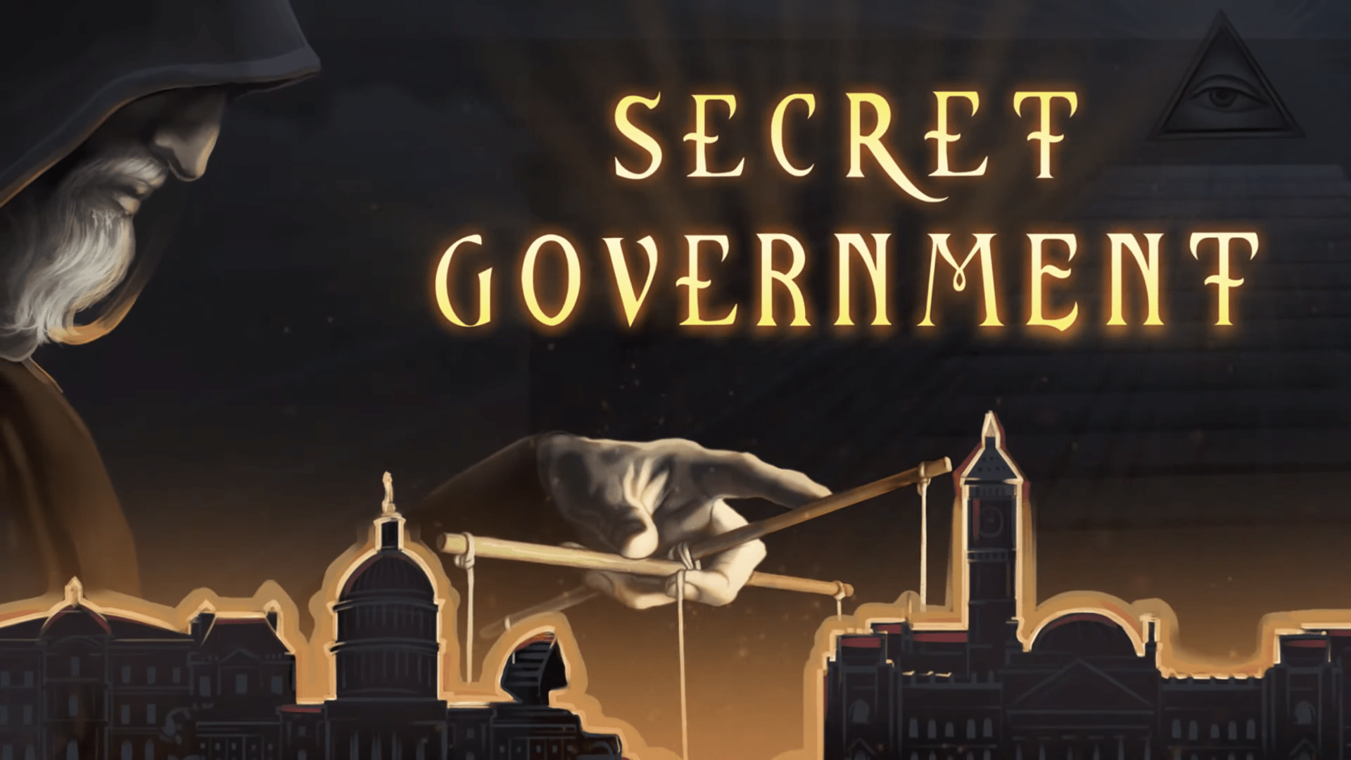 Lead A Secret Society And Take Over The World In New Grand Strategy Game Secret Government