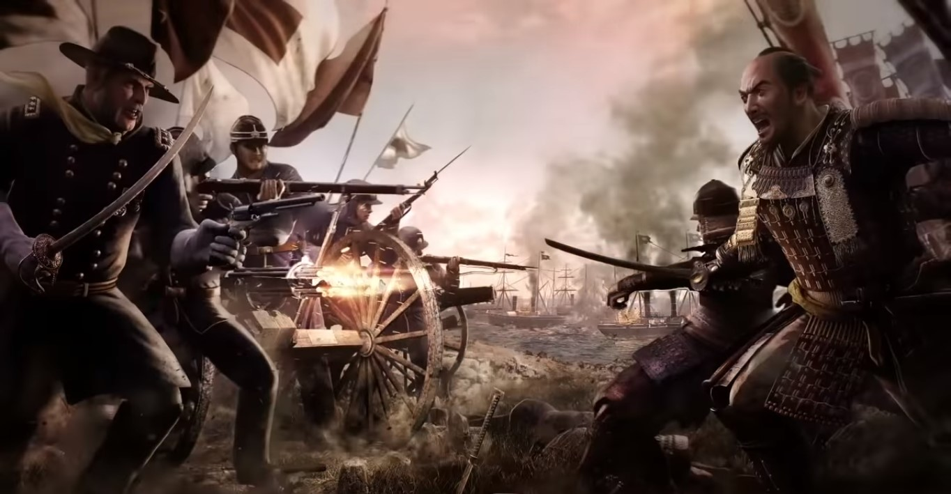 Shogun 2's Expansion Fall Of The Samurai Has Recently Been Rebranded As A Standalone For The Total War Saga Game