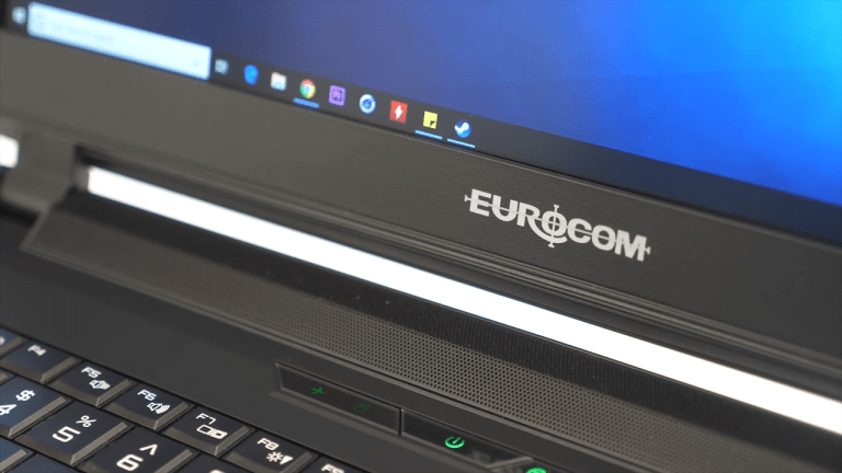 The EUROCOM Nightsky RX15 Packs A Sharp IGZO 240Hz Display, Intel 9980HK CPU And  NVIDIA GeForce RTX 2070