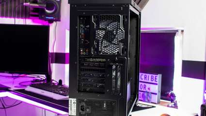 The Fierce PC Shuriken Gaming Rig System Brings Out The Best Of AMD With The Ryzen 5 3600 And Radeon RX 5700
