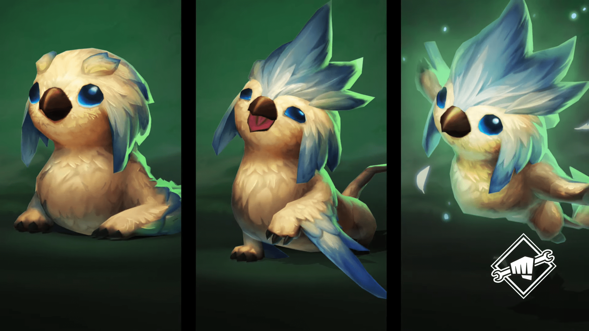 League Of Legends Introduces Three New Little Legends Joining Teamfight Tactics