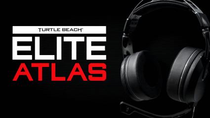 Turtle Beach Announces Elite Atlas Aero Wireless Gaming Headset, And Atlas Edge PC Audio Enhancer