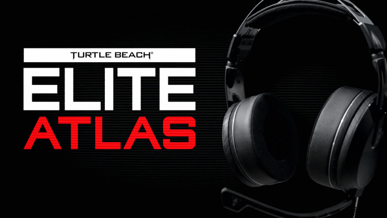 Turtle Beach Announces Elite Atlas Aero Wireless Gaming Headset, And Atlas Edge PC Audio Enhancer