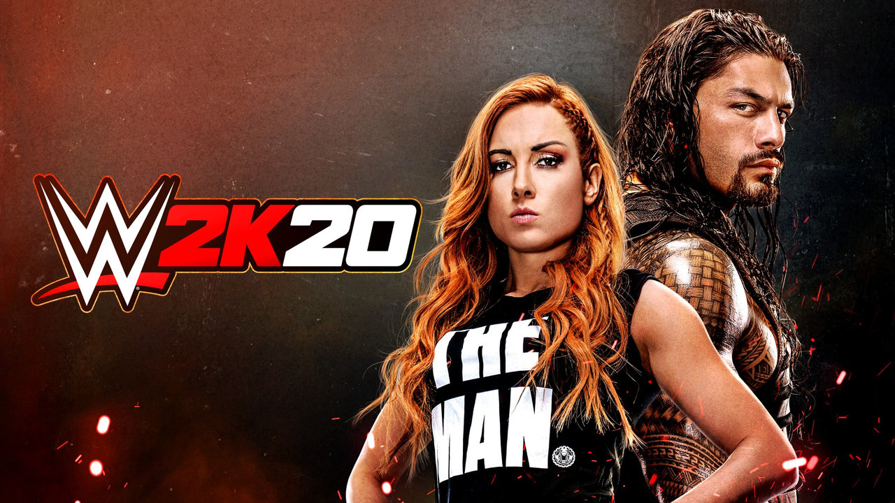 WWE 2K20 Reveals Full Match Gameplay In 4K, Entrance Revealed For 'The Fiend' Bray Wyatt