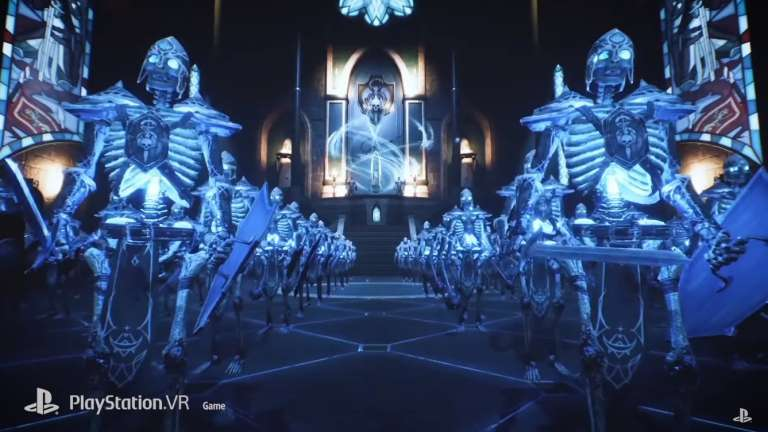Dark Fantasy Game, Witching Tower, Invades Playstation VR With Impressive Visuals This Fall