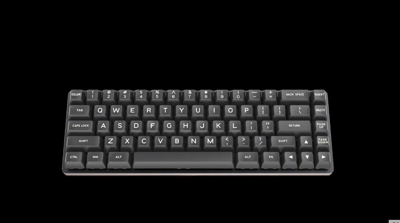 New Innovative Mechanical Keyboard Woo-Dy Vows To Ease Typing On All Devices