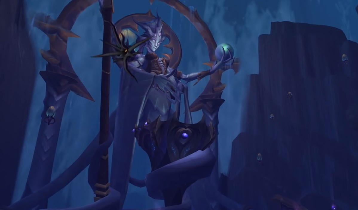 Blizzard Outlines Malefic Cores Mechanic As World Of Warcraft: Battle For Azeroth Winds Down