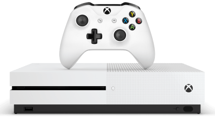 Three Months After Launch, Xbox One S Digital Edition Now Comes With A Six-Game Bundle