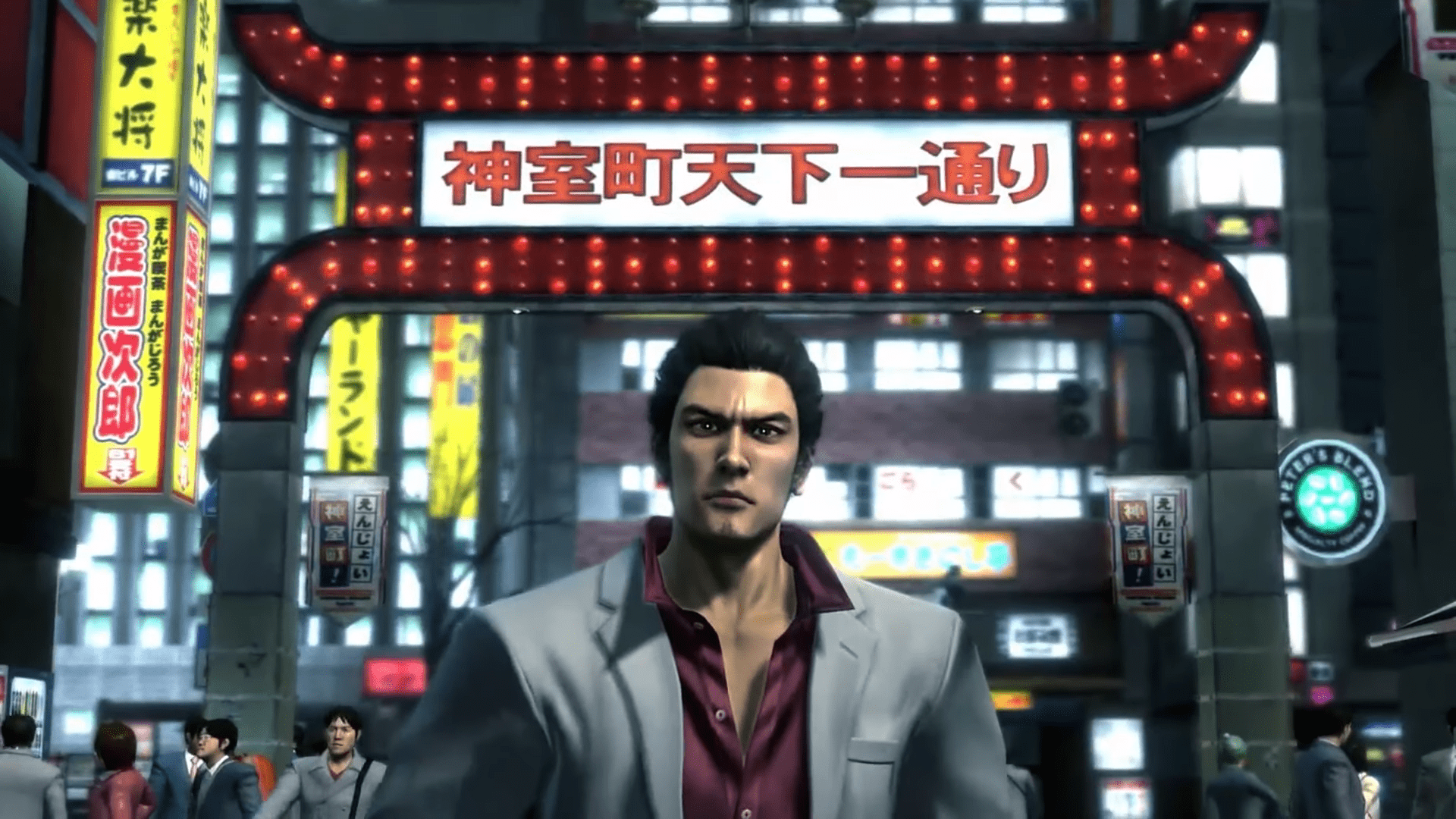 The Rest Of The Yakuza Franchise Is Getting A Remaster, And One Of The Games Is Available Now