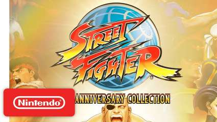 Street Fighter Anniversary Sale--Digital Only