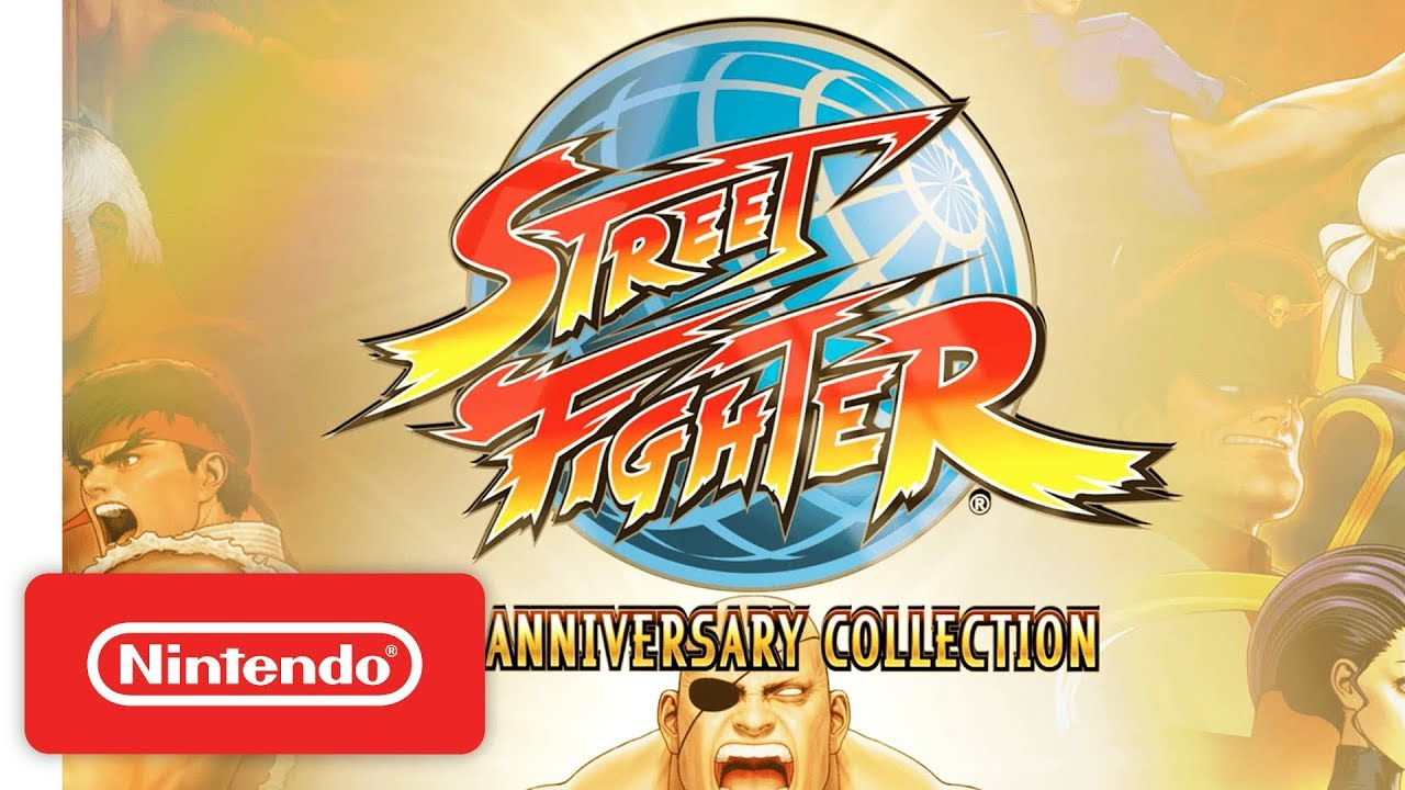 Street Fighter Anniversary Sale–Digital Only