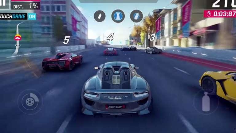 Asphalt 9: Legends Revs Up In China Through Alibaba Interactive Entertainment