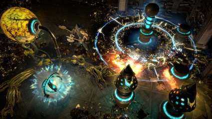 Path Of Exile: Blight Is Launching On September 9, Update Brings A New Challenge League And Powerful Items To Help Shake Up Path Of Exile's Meta