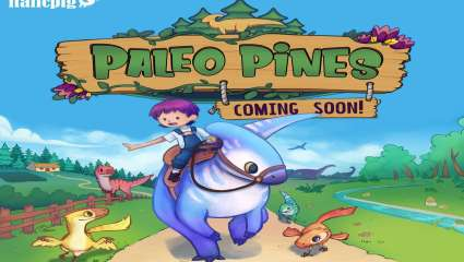 Open The Door, Get On The Floor, Everybody Pet The Dinosaur In Paleo Pines