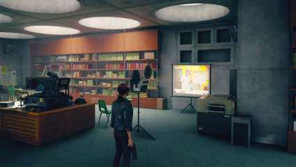 New Game Control Draws Comparison To X-Files, Stranger Things In Terms Of Weirdness