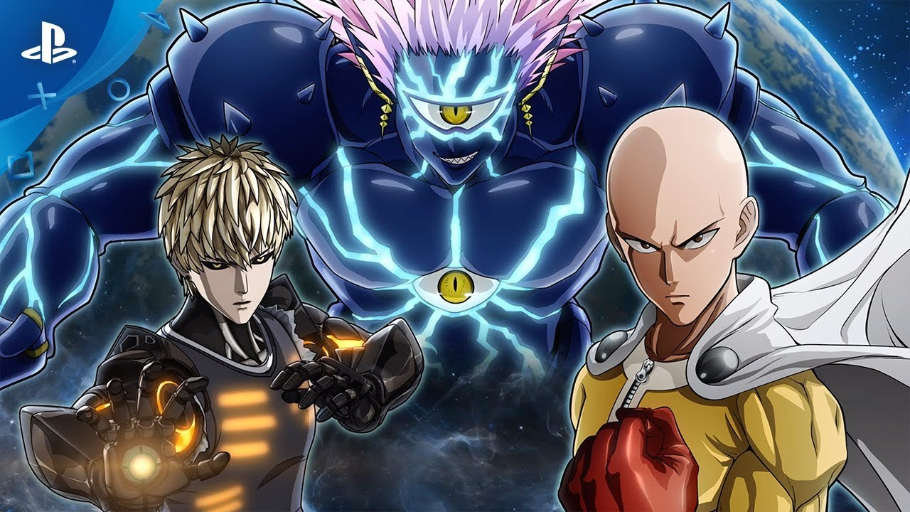 Justice Arrives At A Reasonable Time In One Punch Man: A Hero Nobody Knows