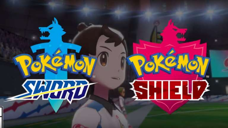 New Rivals, A New Team, And New Pokemon Come To Pokemon Sword And Shield