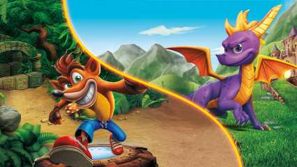 Dive Back Into The  Past With The Crash And Spyro Dual Bundle--Now On Sale