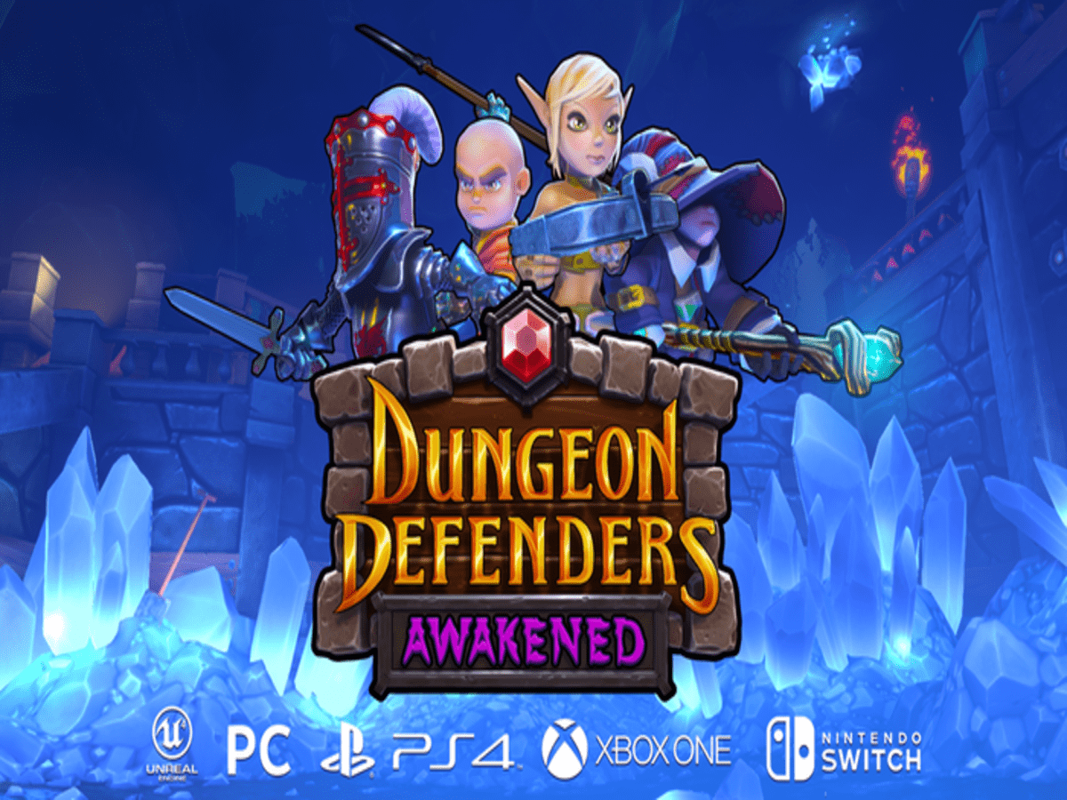 Destroy, Damage, And Defend In Dungeon Defenders Awakened, Heading To Nintendo Switch