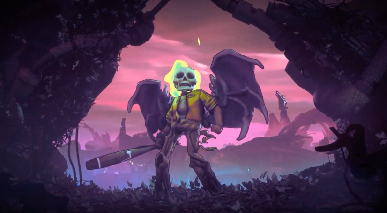 The New Post-Post-Apocalyptic Game Rad Now Has Launched For Console And PC, A Joint Venture Between Double Fine Productions And Bandai Namco