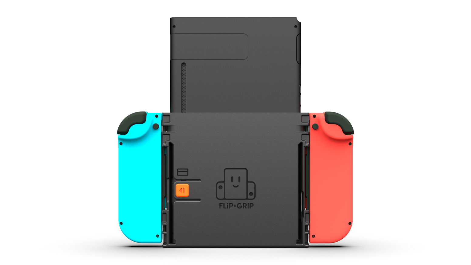 Improve Your Vertical Nintendo Switch Gaming With The Flip Grip