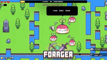 Forager Is Now On PlayStation 4 And Nintendo Switch, This Indie Game Will Keep You Playing For Hours
