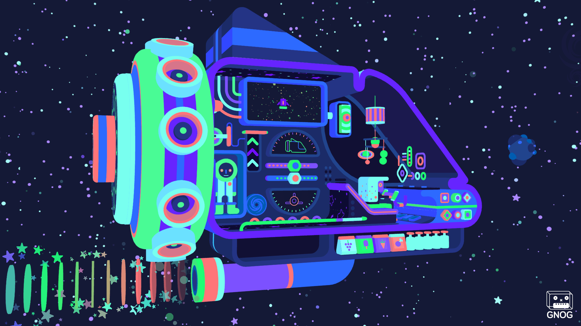 Epic Games Store Is Giving Away Another Free Game, This Time It Is A Colorful Puzzle Game Called GNOG From Double Fine