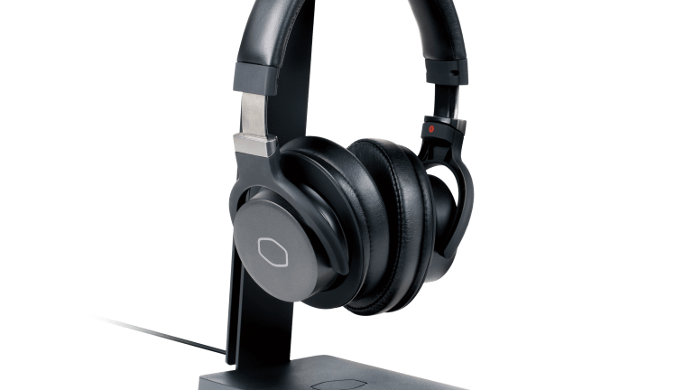 Cooler Master GS750 Is The RGB Gaming Headset Stand You Didn't Think You Needed