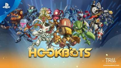 Get Ready For The Bot-down In Mechanized Battle Brawler Hookbots