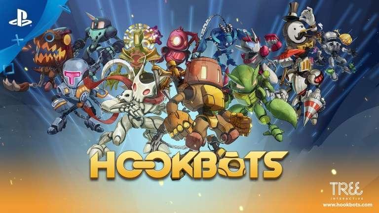 Get Ready For The Bot-down In Mechanized Battle Brawler Hookbots