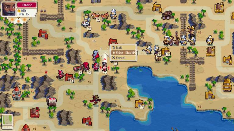 Wargroove Gets A Physical Copy At Last, Courtesy Of Sold Out