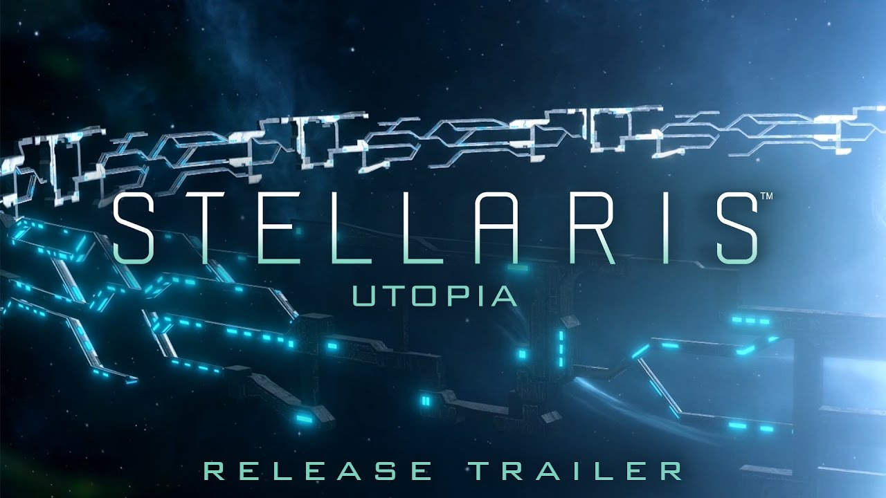 Stellaris: Console Edition Has Received Its First Major Expansion Called Utopia, A Wealth Of New Content So You Can Diversify Your Empire