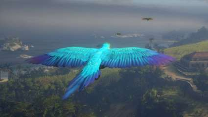 A New Mod For Red Dead Redemption 2 Lets You Experience The World As A Bird, A New Perspective To Bring Some Peace Into The Game Experience