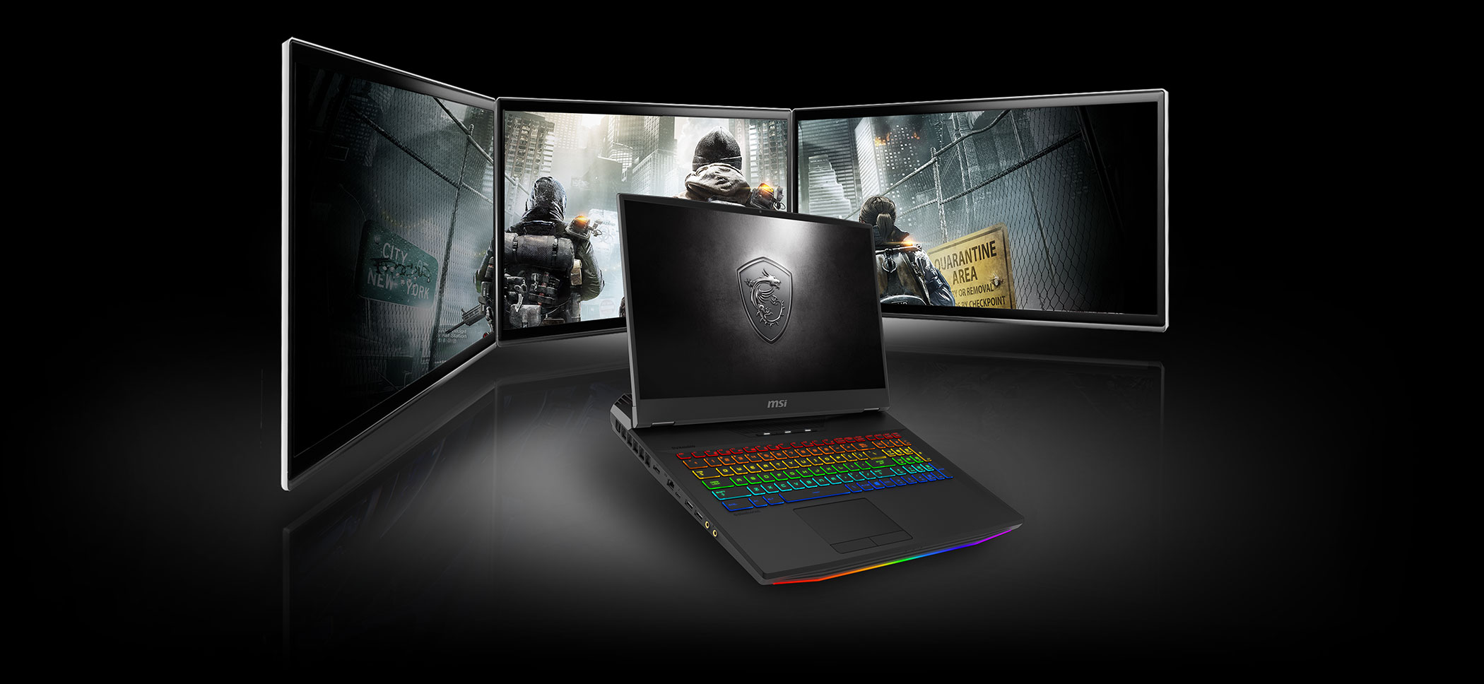 The MSI GT76 Titan DT 9SG Is The Most Extreme Titan Ever Created.