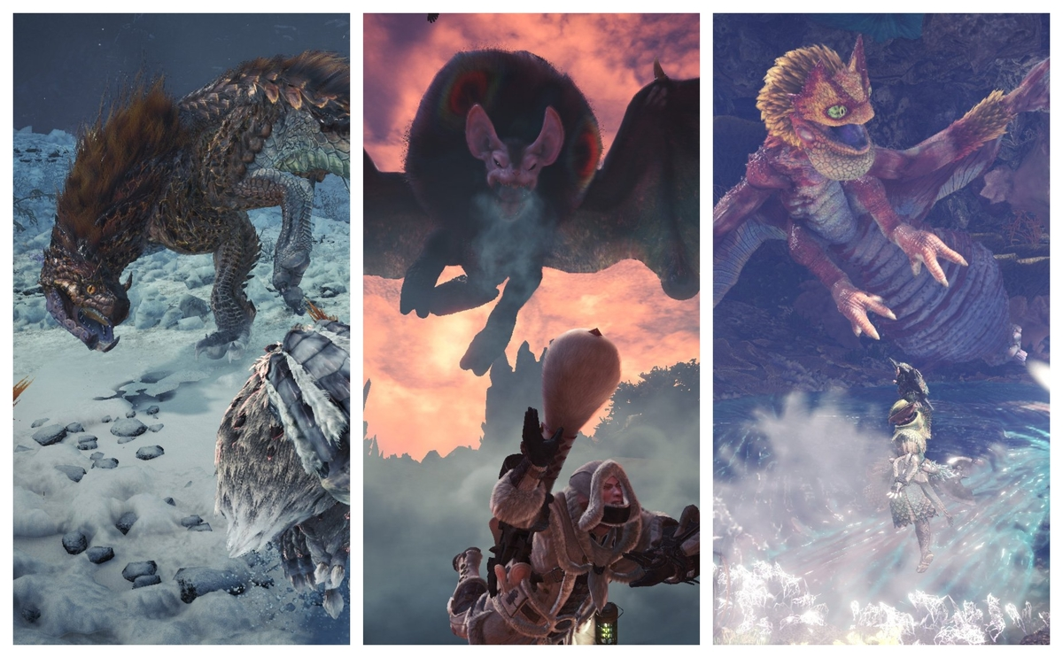 Iceborne Gives Old Monsters New Leases On Life, And Armor