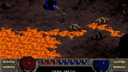 The Original Dungeon Crawler Diablo Is Now Available To Be Played In Your Web Browser