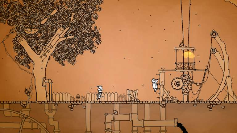 39 Days To Mars Brings Its Unique Style And Whimsical Adventure To PlayStation 4 This Winter, It Is Time For A Cup Of Tea On Mars