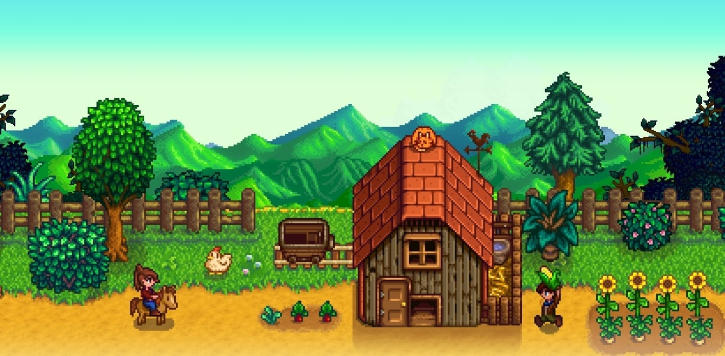 Newly Released Game Mod For Stardew Valley Lets Players Play