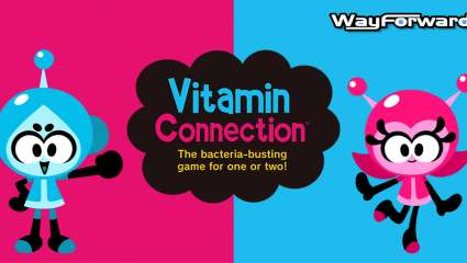 Put The 'Harm' In 'Pharmacist' In WayForward's Adorable Vitamin Connection