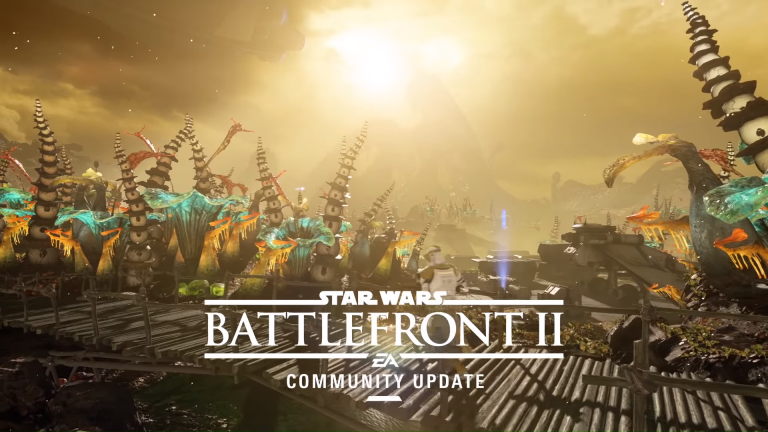 Look Away Battlefield V Fans, Battlefront 2 Continues To Lead The Pack: Latest Community Update Highlights Brand New Content