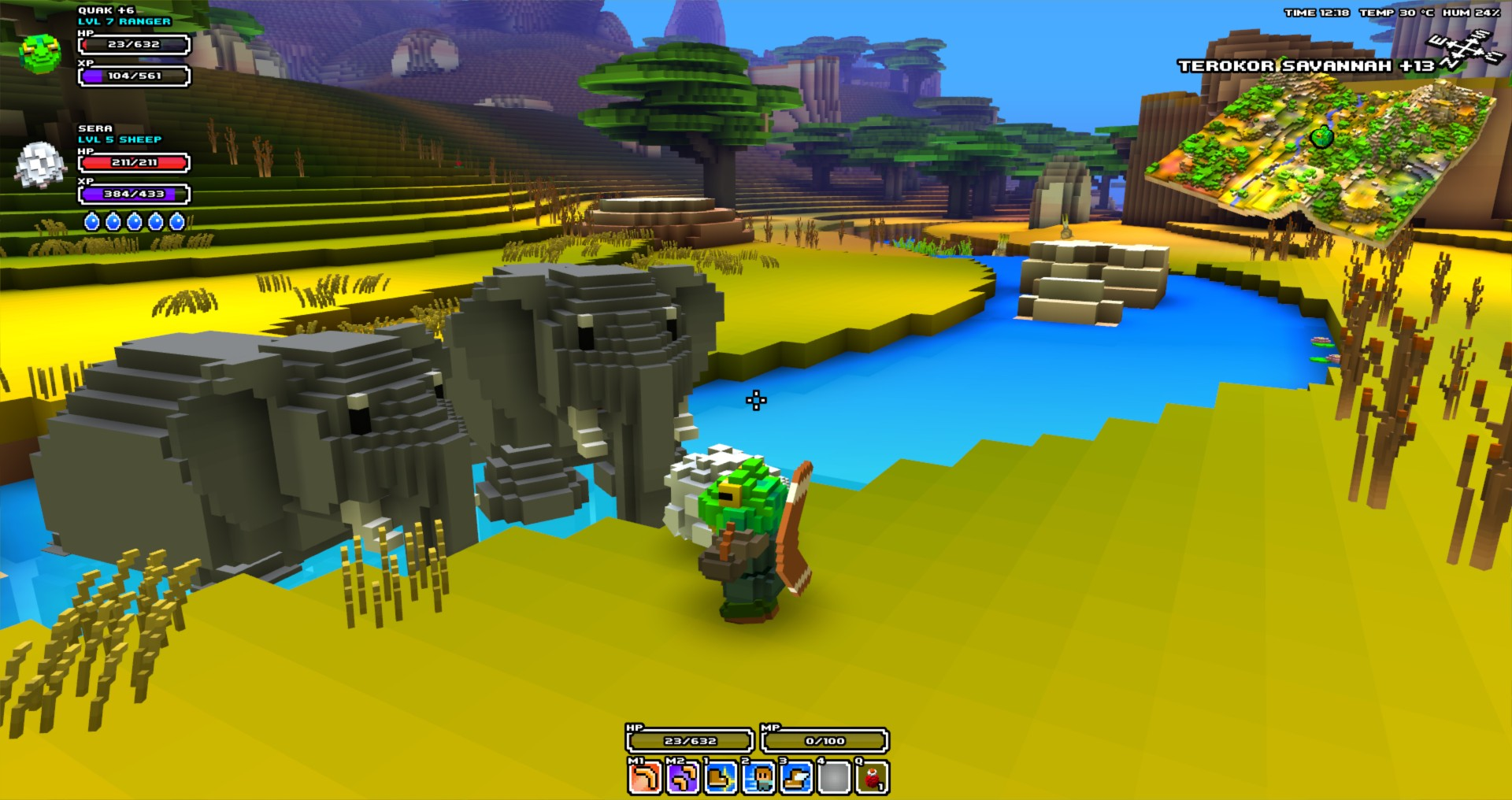 Cube World Has Been Silent Since 2014 But Now It Has A New Announcement And An Imminent Launch On Steam
